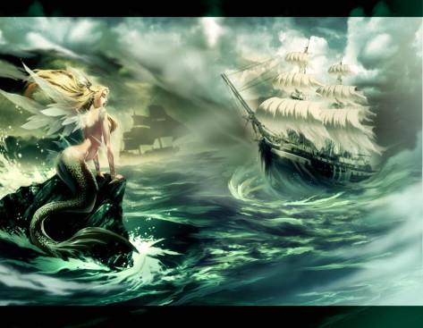 Mermaid_Song_by_GENZOMAN